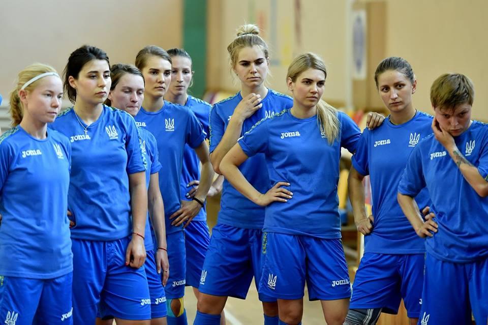 Krasota ot zhenskoj sbornoj Ukrainy po futzalu 1