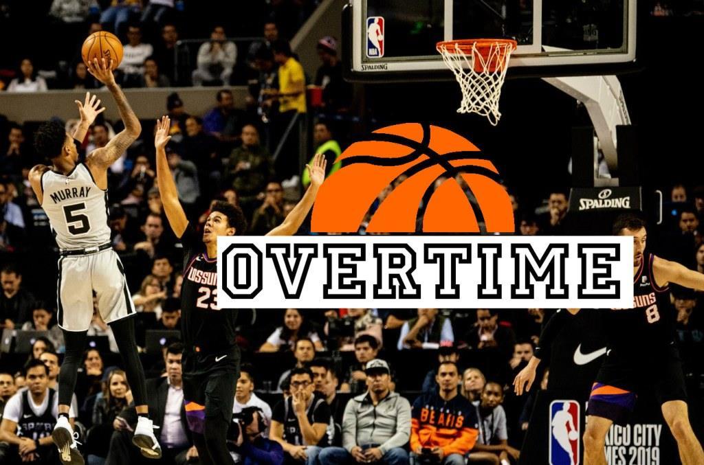 на баскетбол овертайм ставки