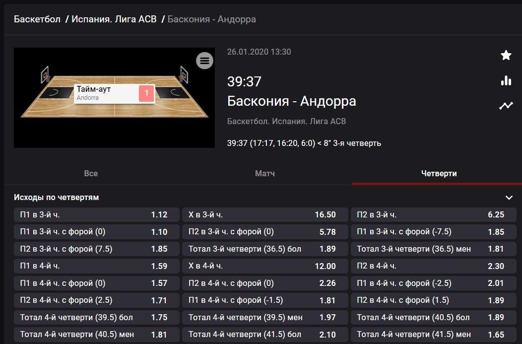 bk olimp bet stavki na autsaydera basketball