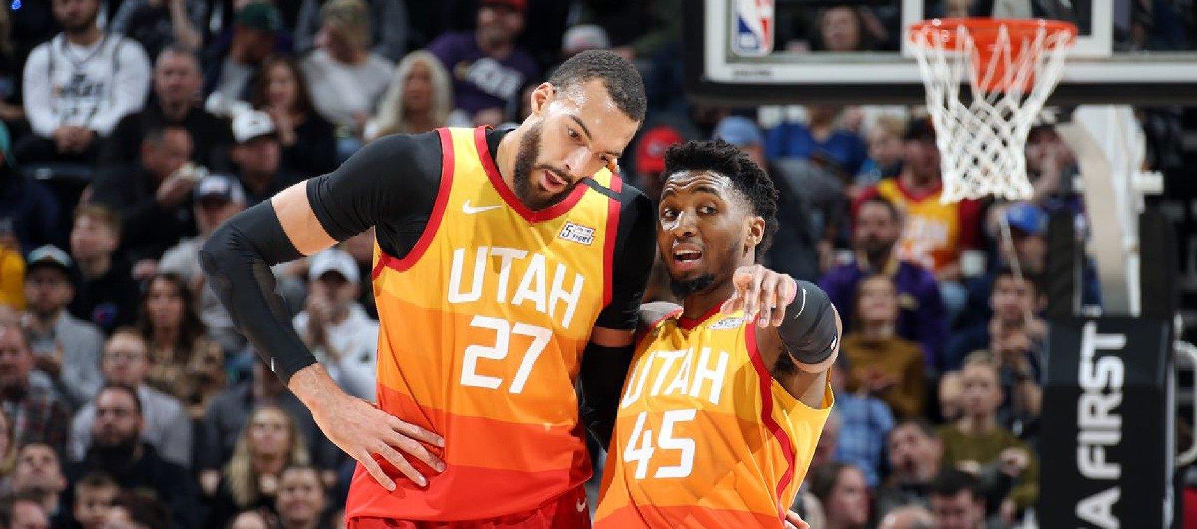 Юта Джаз – Финикс Санс. Прогноз и ставки на Баскетбол. 25 февраля 2020 года
