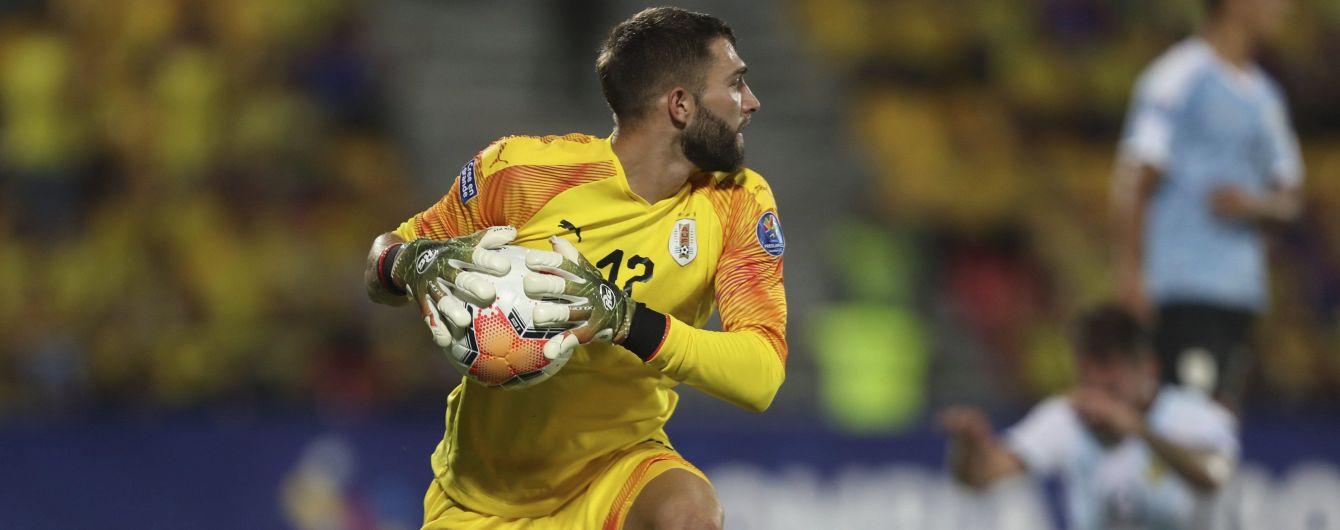 Kureznyj lyap golkipera Urugvaya U20 ostavil ego sbornuyu bez Olimpiady 2020