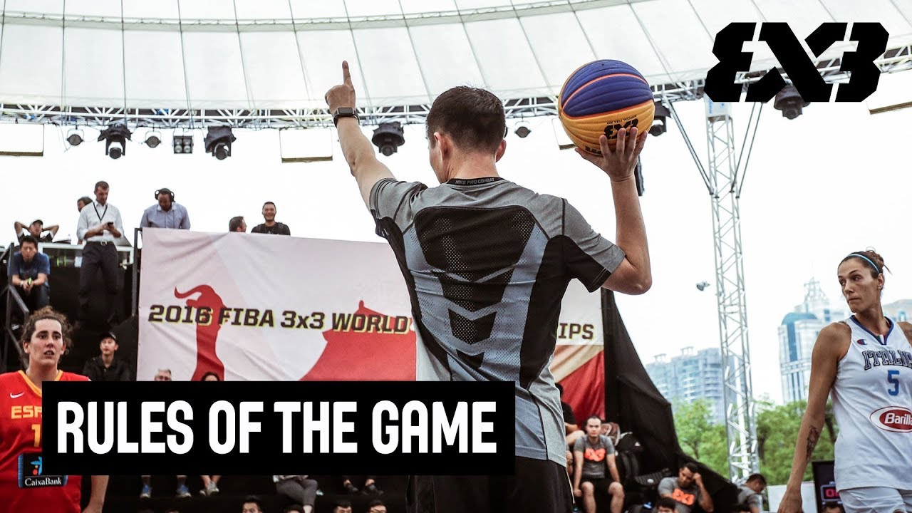 Pravila basketbola 3h3