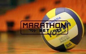 stavki na volejbol BK Marafon