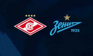 BK Betsiti originalno predstavila liniyu na match Kubka Rossii mezhdu Zenitom i Spartakom