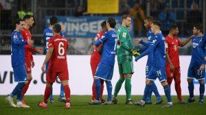 BK Bingo Bum vernet klientam dengi po stavkam na total v matche Hoffenhajm Bavariya