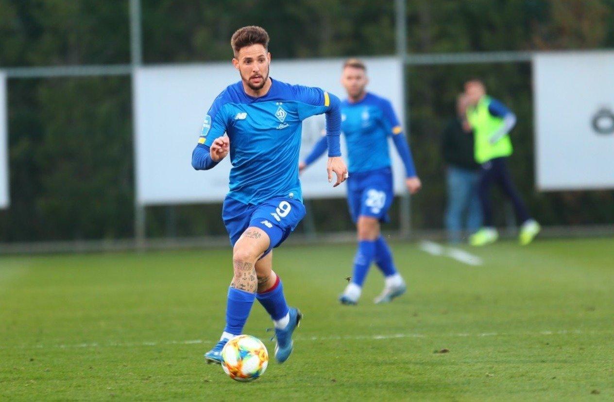 Dinamo Kiev 2020 Fran Sol
