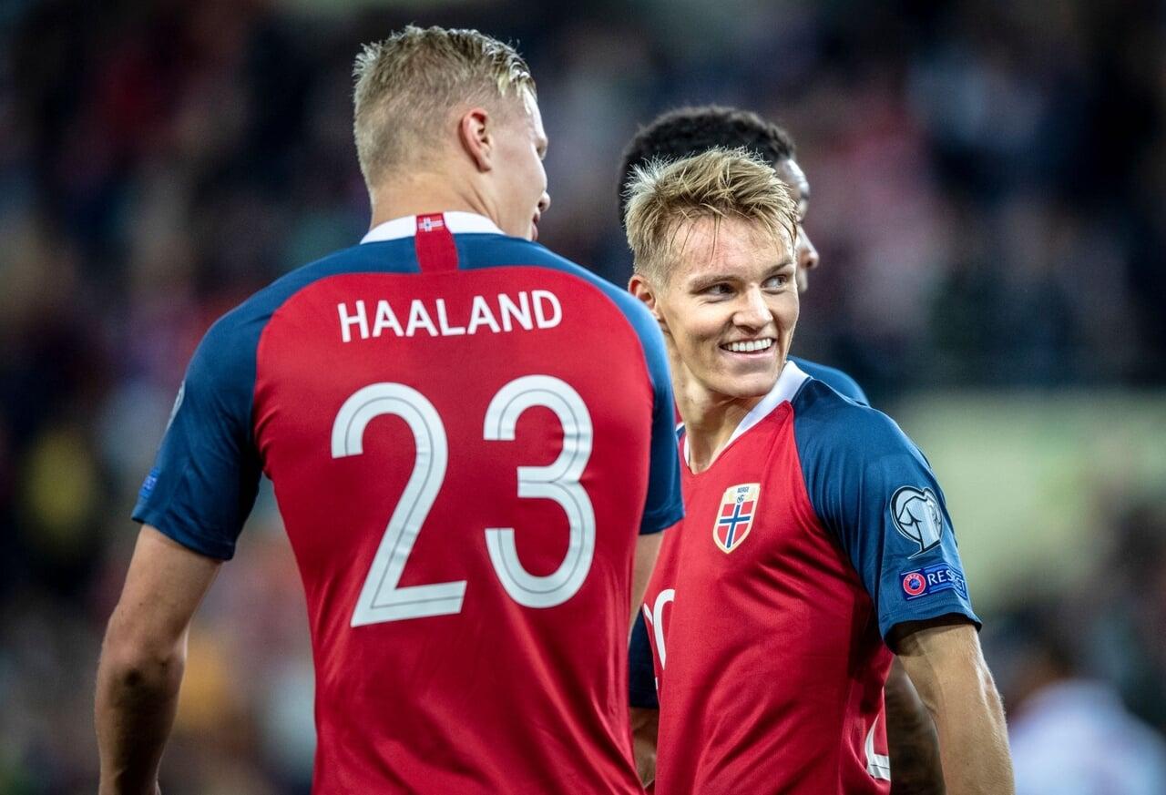 top 5 futbolistov iz norvegii