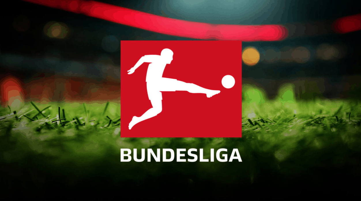 Bundesliga futbol Germanii