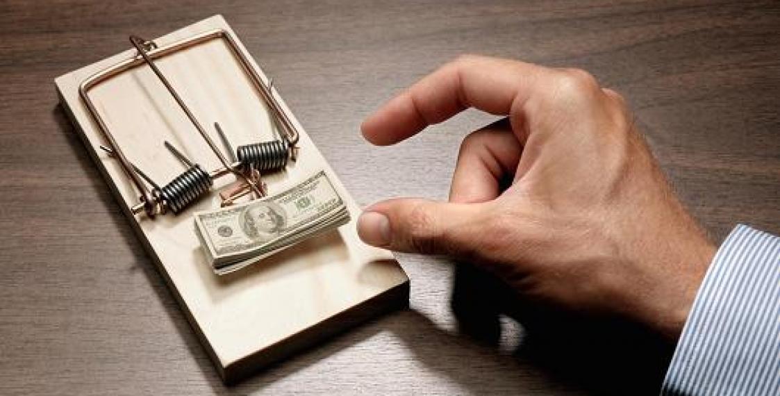 Pogonya za bystrymi dengami obernulas poterej 500 000 rublej