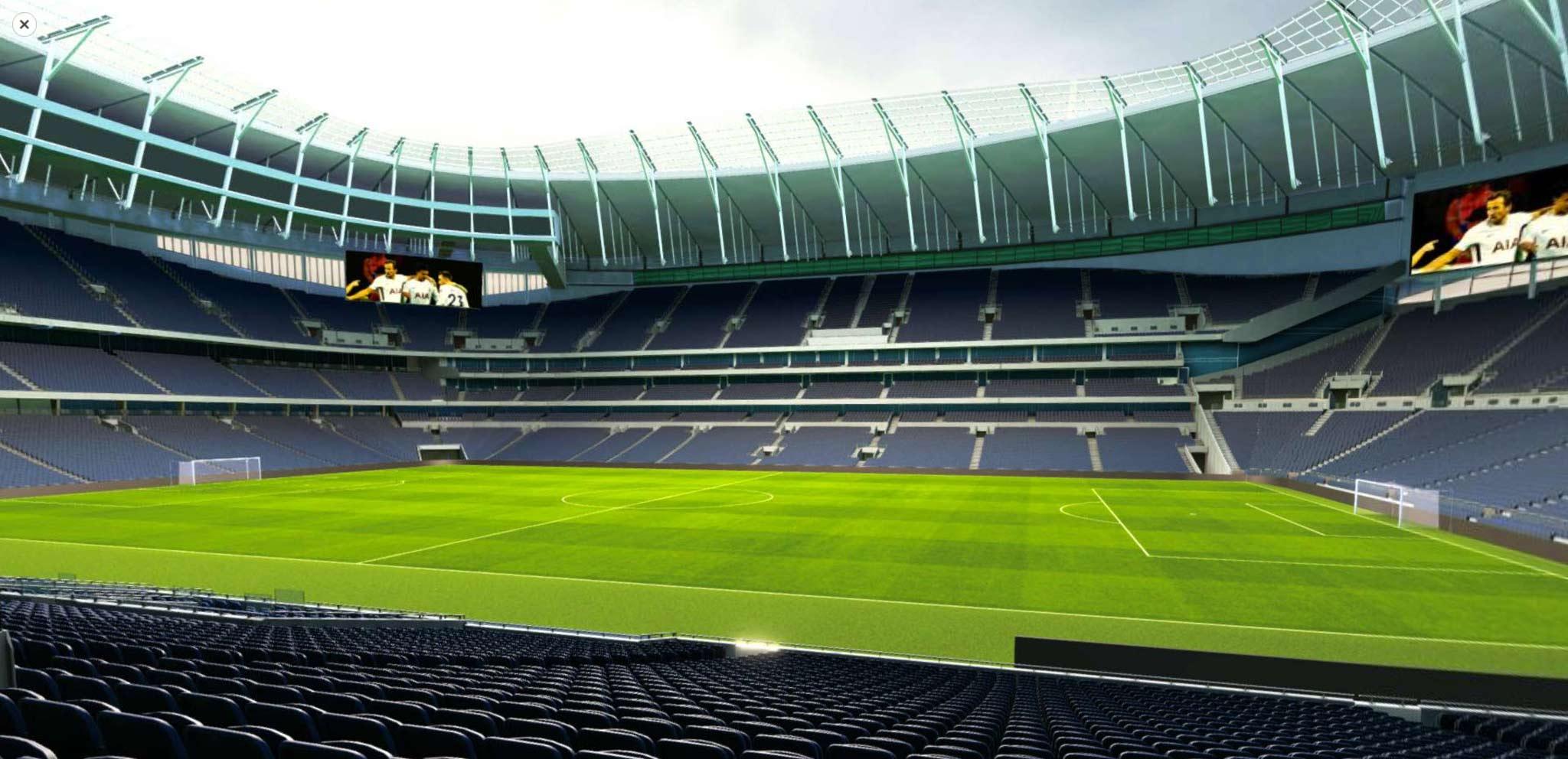 Stadiony Tottenhema i Reala otdany dlya borby s koronavirusom