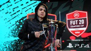 TOP 10 luchshih kiberfutbolistov FIFA 20