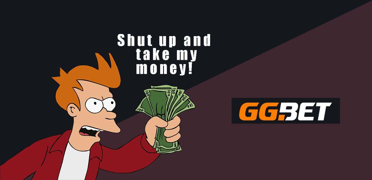 Бонусы и акции GGbet