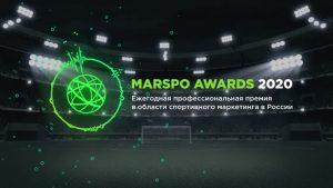 BK Parimatch laureat dvuh nagrad Marspo Awards 2020