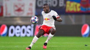 Dajo Upamekano RB Lejptsig Germaniya Bundesliga