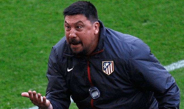 Nevozmutimyj golkiper Herman Burgos