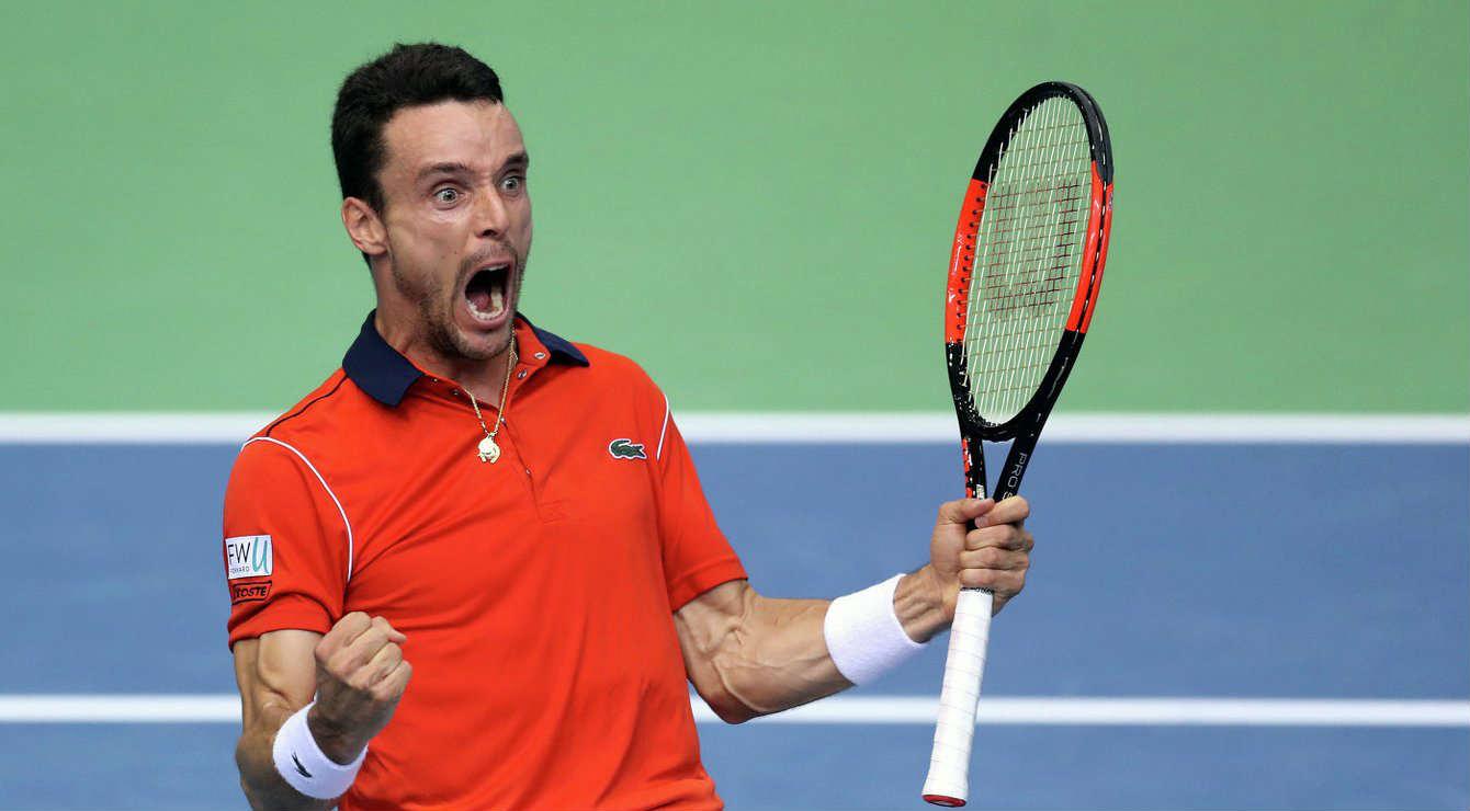 Roberto Bautista Agut tennis