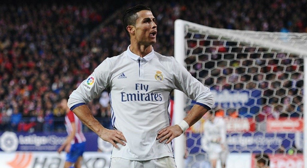 ronaldo 1,07 goals per match