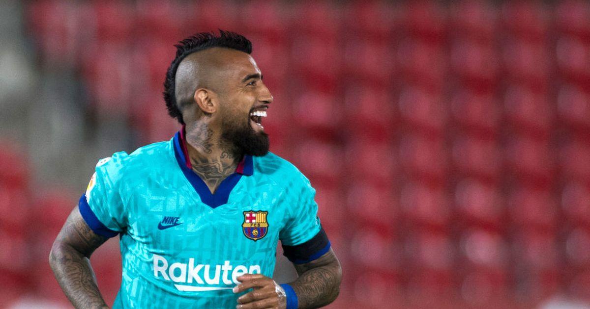 «Интер» согласовал с «Барселоной» переход Артуро Видаля, за чилийца будет уплачено 500 тысяч евро