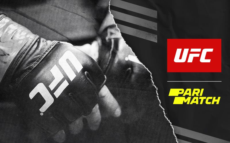 BK Parimatch prodlila kontrakt s UFC do 2021 goda