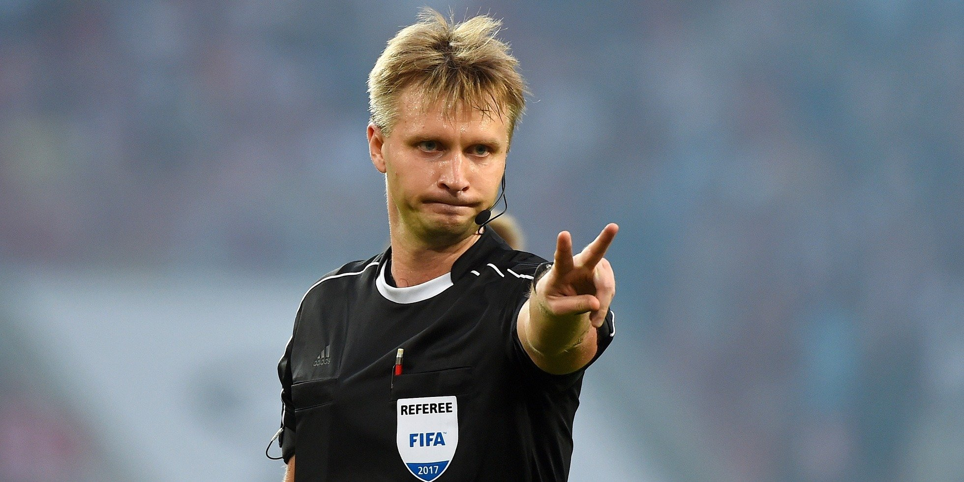 Izvestnogo rossijskogo arbitra podozrevayut v igre na totalizatore