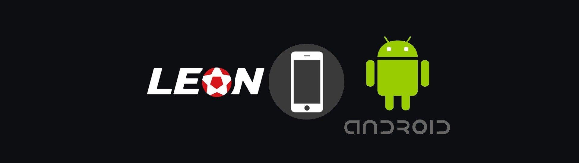 Мобильное приложение Леонбетс на Андроид