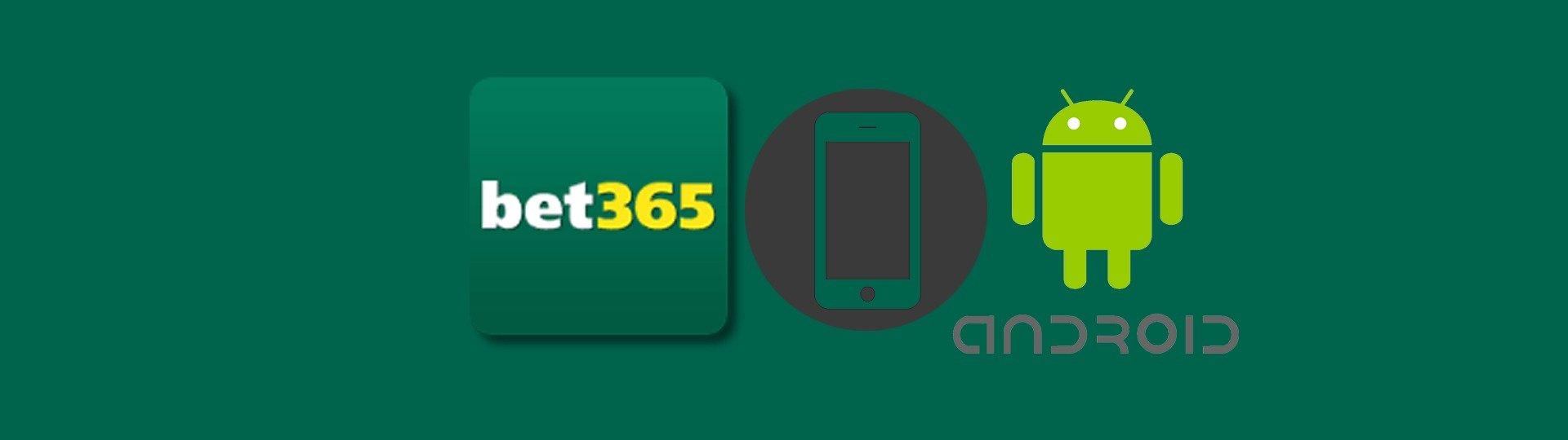 Мобильное приложение bet365 на Android
