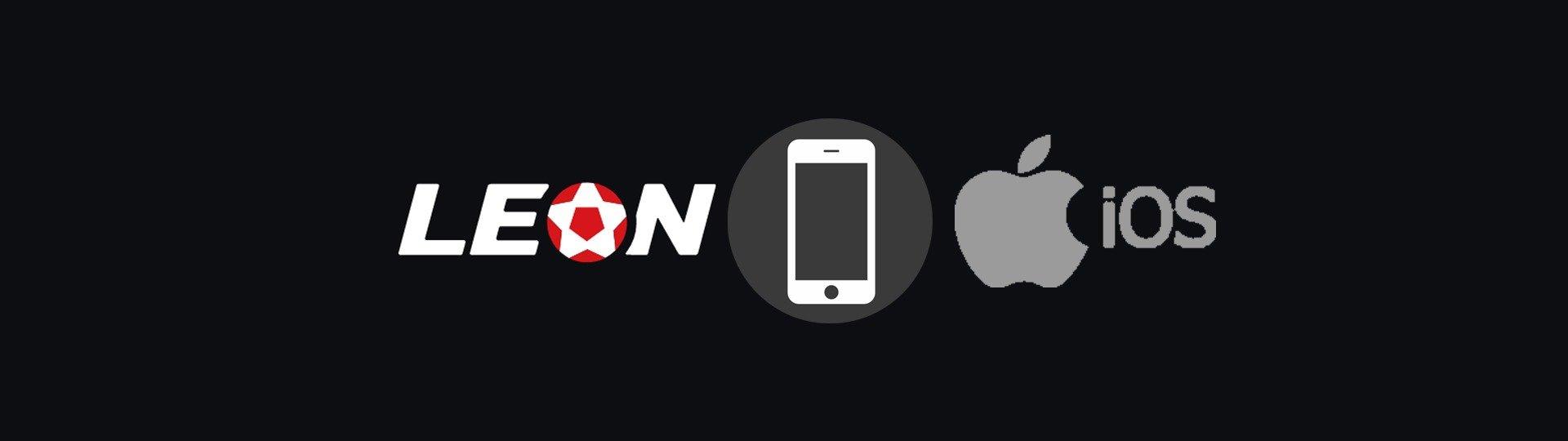 Приложение БК Леонбетс на Айфон
