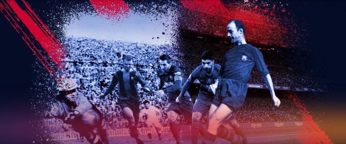 barcelona 9000 goals