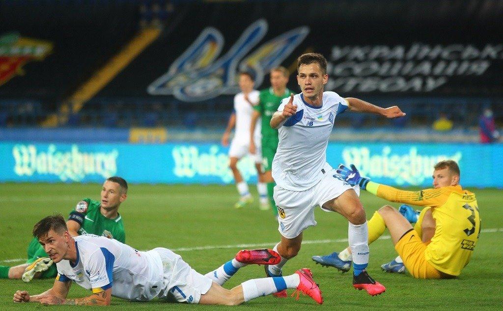 dinamo kiev ukrain cup