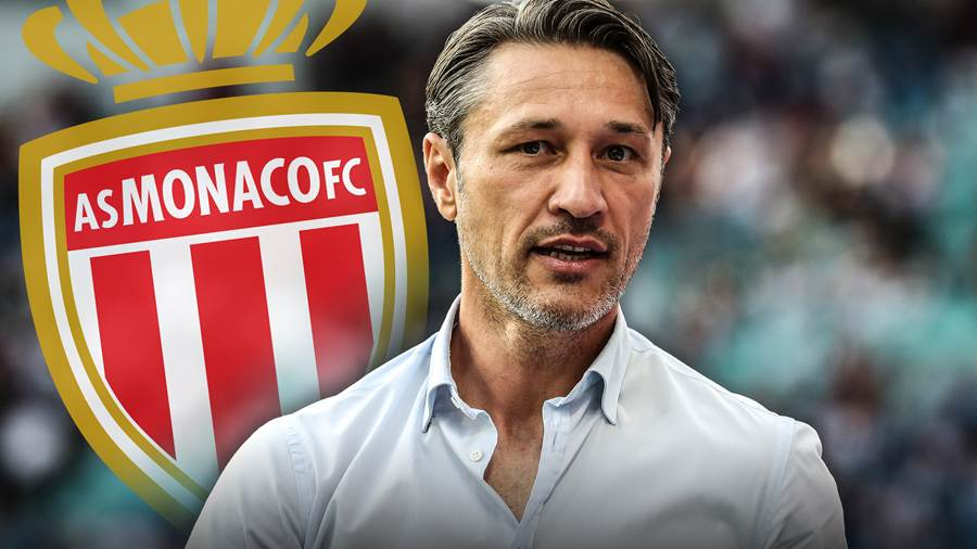 «Монако» уволило очередного главного тренера. Нико Ковач уже согласился стать новым наставником клуба