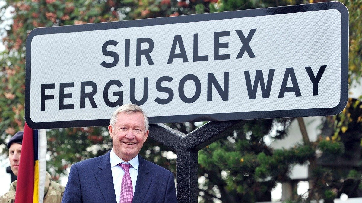 Alex Ferguson Way