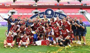Arsenal FA cup 2020