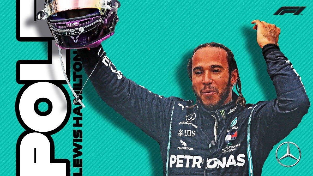 Формула-1. Квалификация «Гран-при Великобритании». 7-й поул Хэмилтона на Сильверстоуне и рекорд трассы