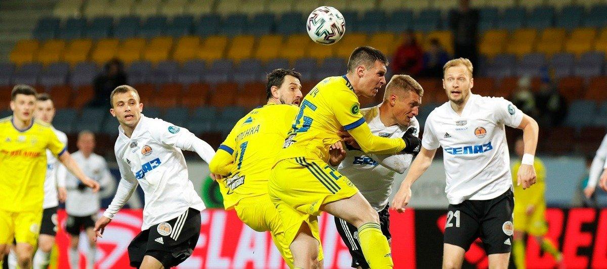 Чемпионат Беларуси в Экспрессе дня на 2 августа 2020