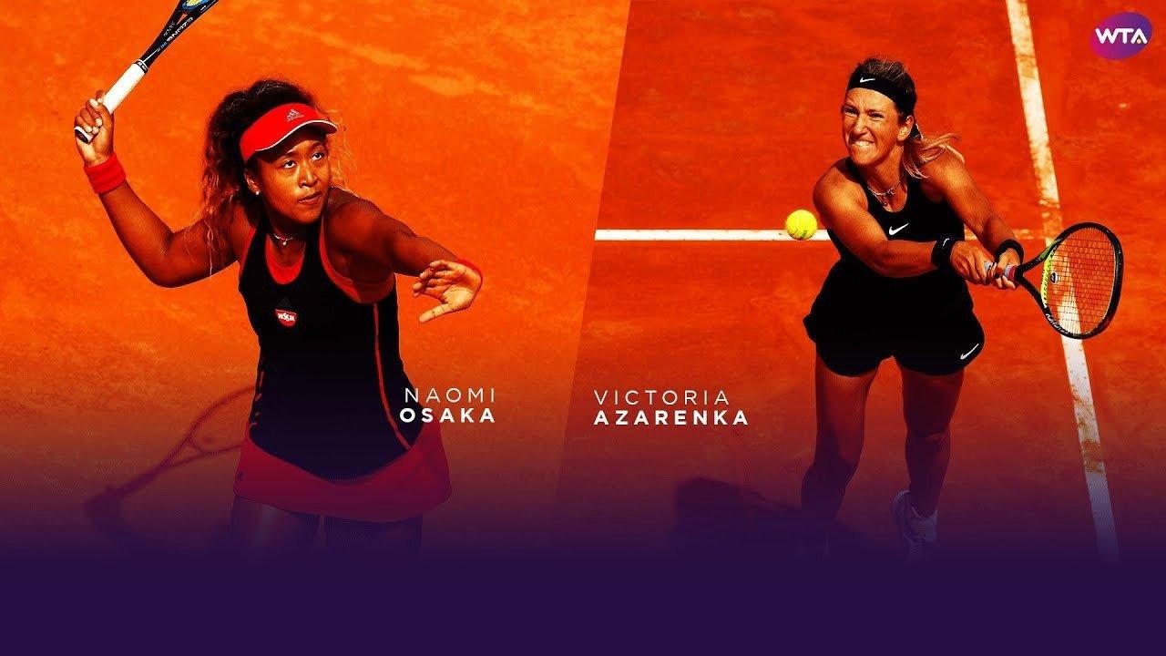 Наоми Осака – Азаренко Виктория: коэффициенты и прогноз на матч 29 августа