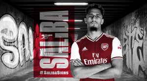 saliba arsenal
