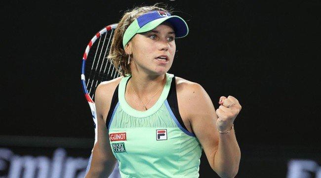Янина Викмайер - София Кенин. Прогноз и ставки на Теннис. 2 сентября 2020 года