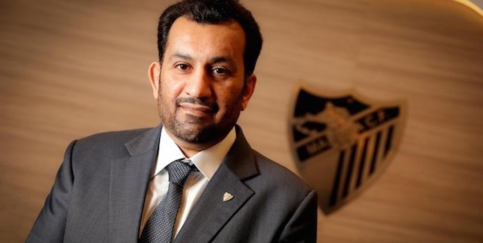 Катарский владелец «Малаги» Абдулла Аль Тани может лишиться команды за незаконный вывод средств из клуба