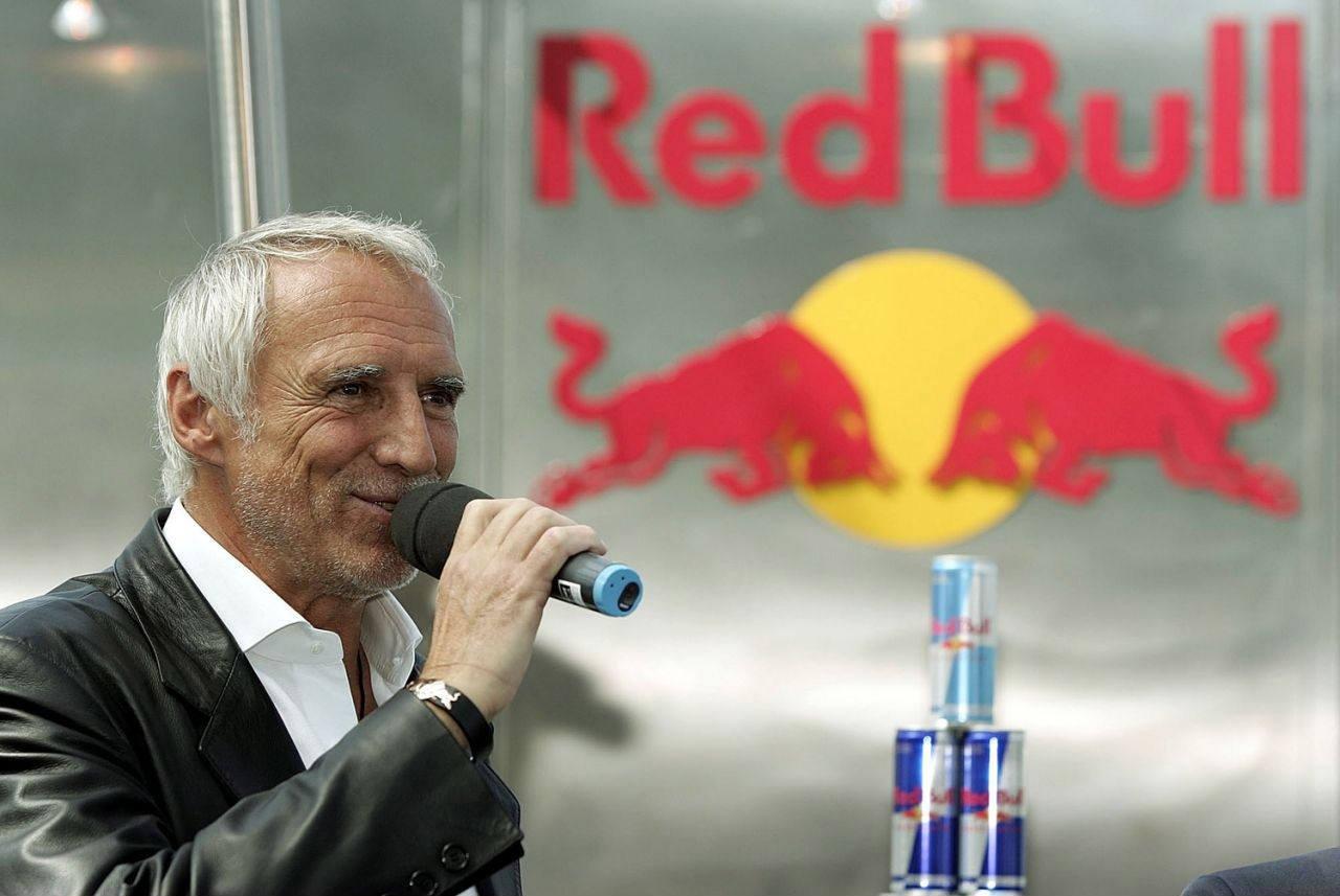 Ditrih Mateshits red Bull