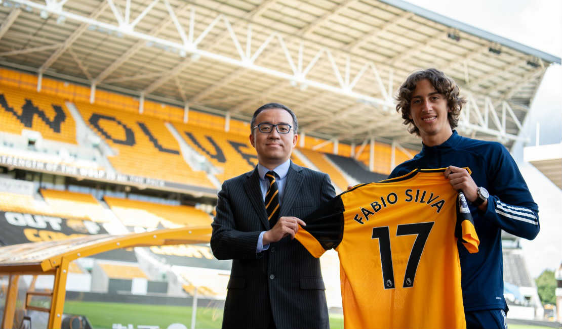 Fabiu Silva apl transfer vulverhempton 2020