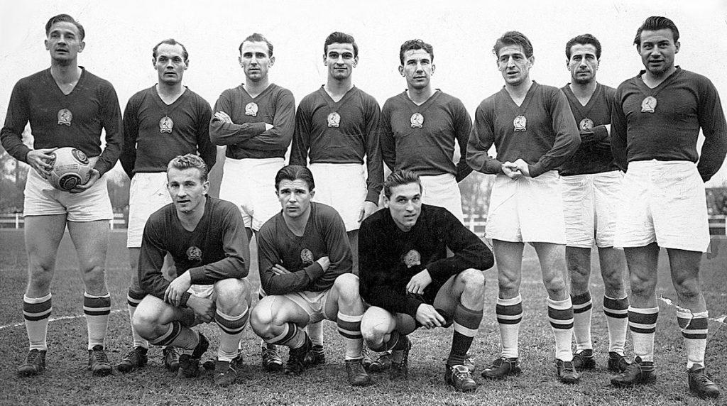 Hungary 1953