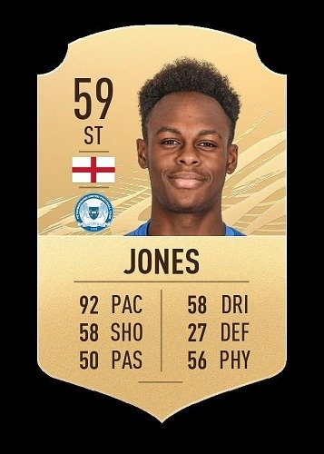 Ricky Jade Jones