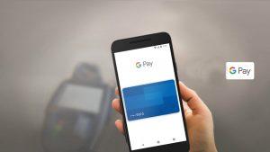 bukmekerskie kontory s Google pay