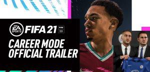 fifa 21 career mode