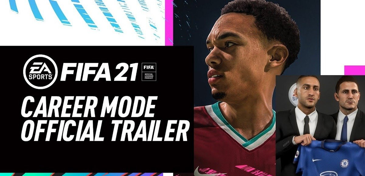 fifa 21 career mode