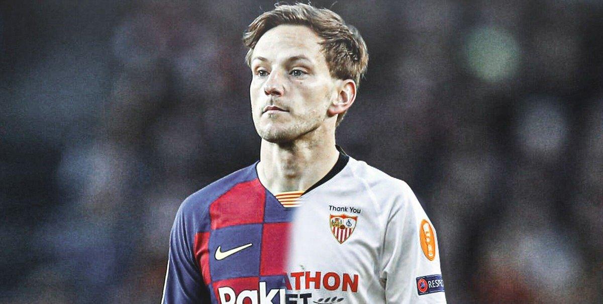 Первый пошёл: полузащитник Иван Ракитич покинул «Барселону» и вернулся в «Севилью». Подробности сделки