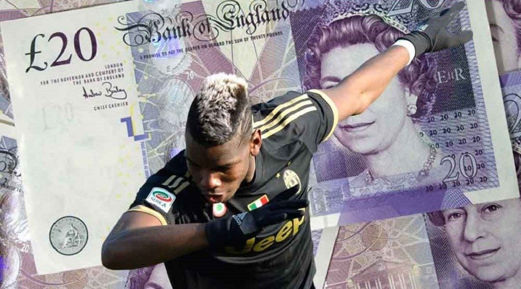 pogba money