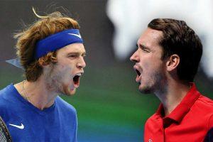 rublev medvedev prognoz stavki koeffitsienty tennis match 9 sentyabrya 2020 goda