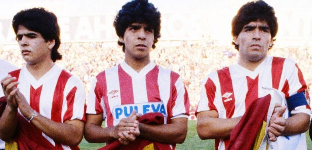 Maradona brothers