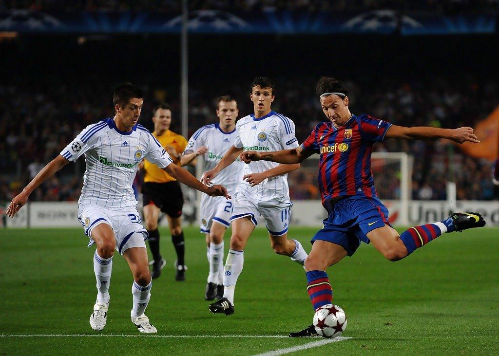 «Барселона» - «Динамо» Киев в Экспрессе дня на 4 ноября 2020